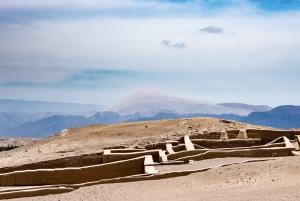 From Nazca: Cahuachi Pyramids Private Tour
