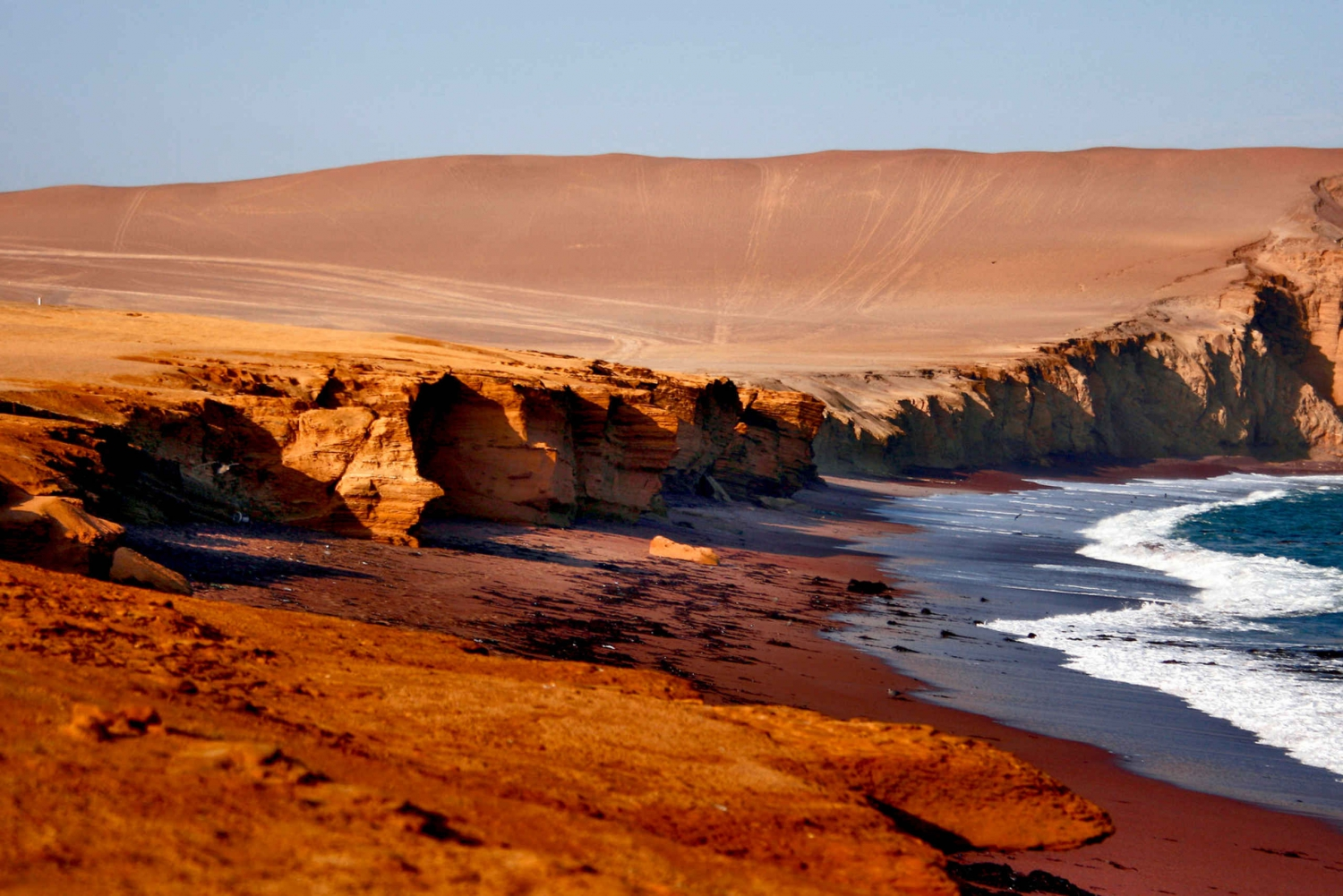 Things to do in Paracas, Peru