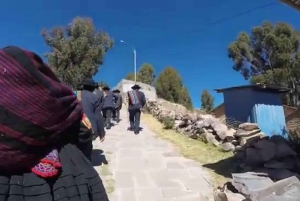 From Puno: Amantani, Taquile & Uros Full-Day Tour