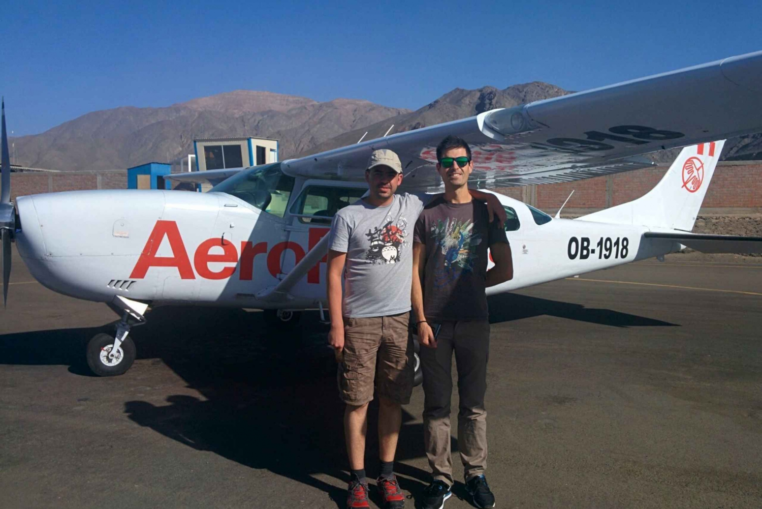 Best tours to Nazca Lines in Peru