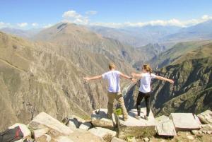 Full-Day Condor Viewpoint & Inca Sites Tour