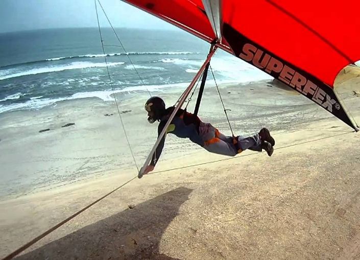 Hang-gliding and paragliding - Chincha
