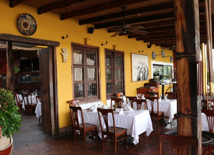 Top 10 Restaurants in Lima, Peru