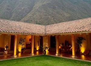 Inkaterra hacienda urubamba