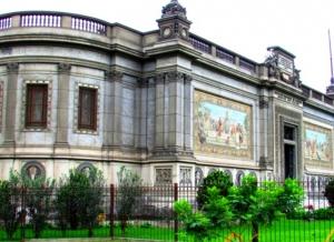 Italian Art Museum