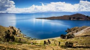 Kayak - Lake Titicaca