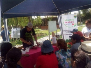 La Molina Healthy Market