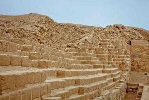 Lima: Pachacamac Inca Archaeological Complex Tour