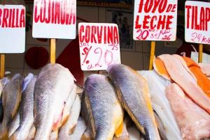 Lima: Peruvian Food Tour through Local Markets