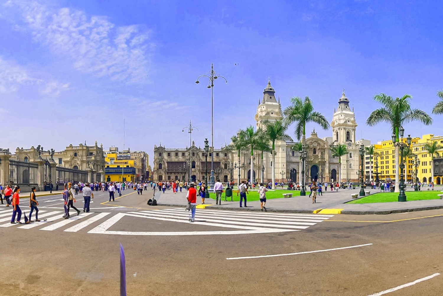 Best private tours in Lima, Peru
