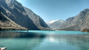 Llanganuco Lagoon