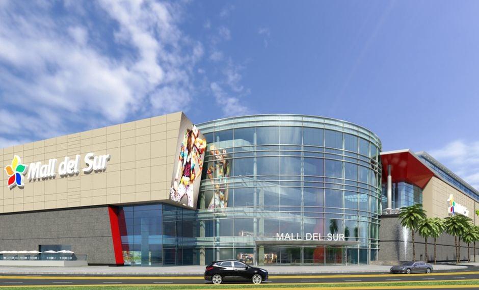 Mall del Sur