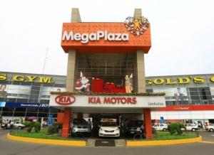 Mega Plaza Norte - Shopping Center
