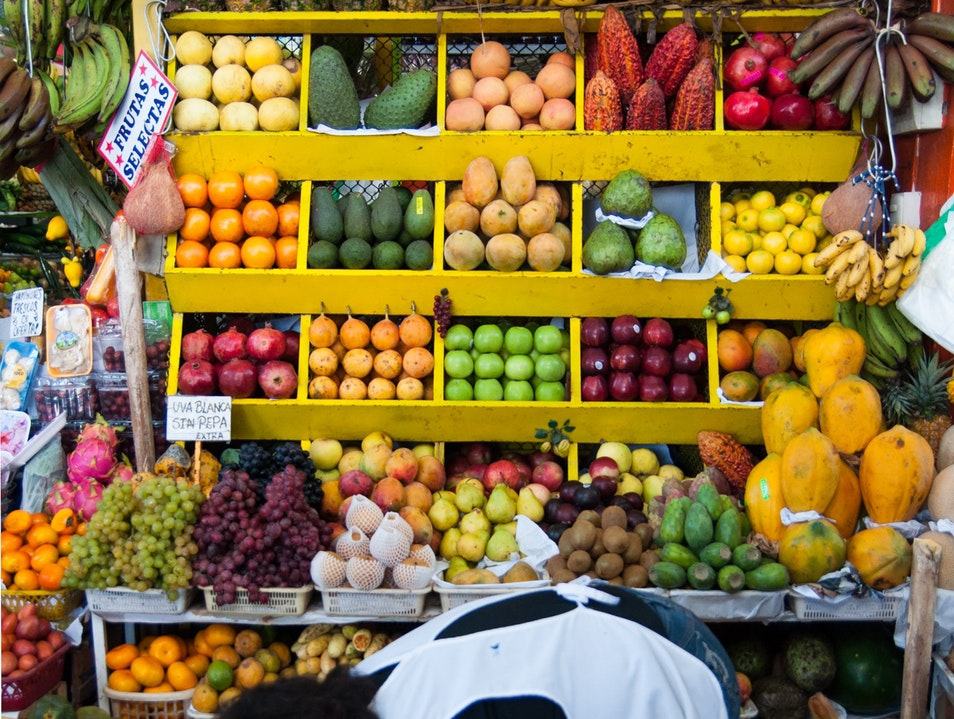 Best Eco Markets in Lima, Peru