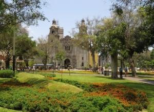 Miraflores Central Park