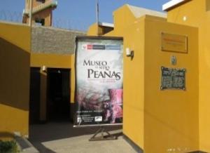 Museo de Sitio Las Peañas