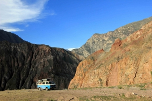 Peru's Canyons and Valleys
