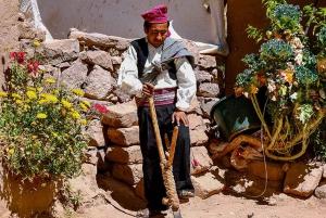 Puno: Lake Titicaca Day Tour