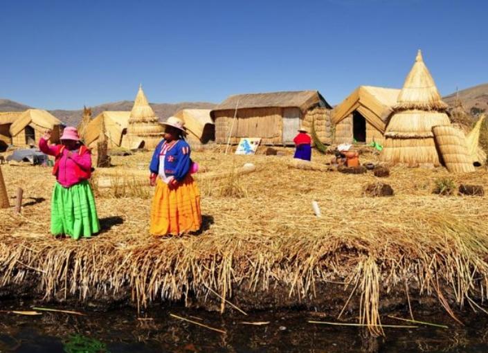 Puno: Titicaca islands