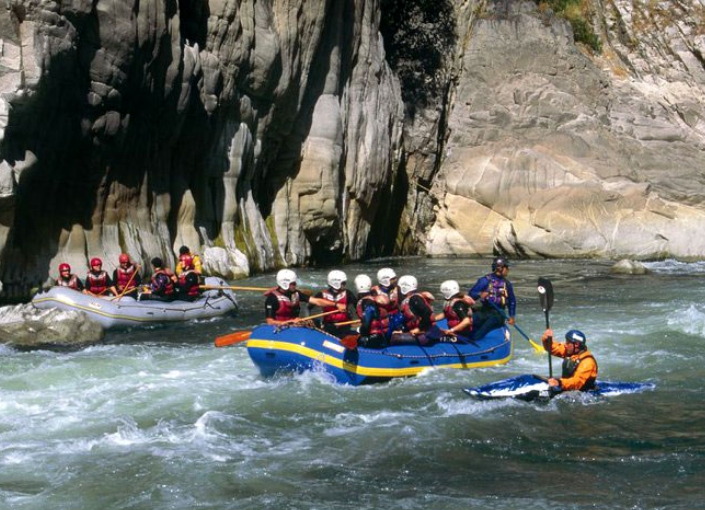 Best water activities in Peru