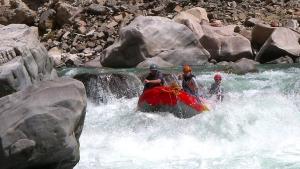 Rafting - Arequipa: Colca and Cotahuasi Rivers