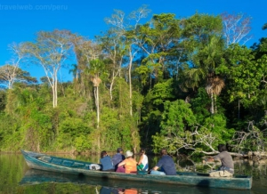 Rafting - Tambopata River