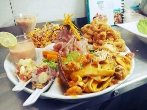 Restaurante Tumbes Mar - La Molina