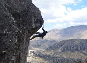Rock Climbing - Ancash