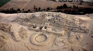 Sacred City of Caral - Supe