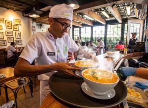 Seven Soups