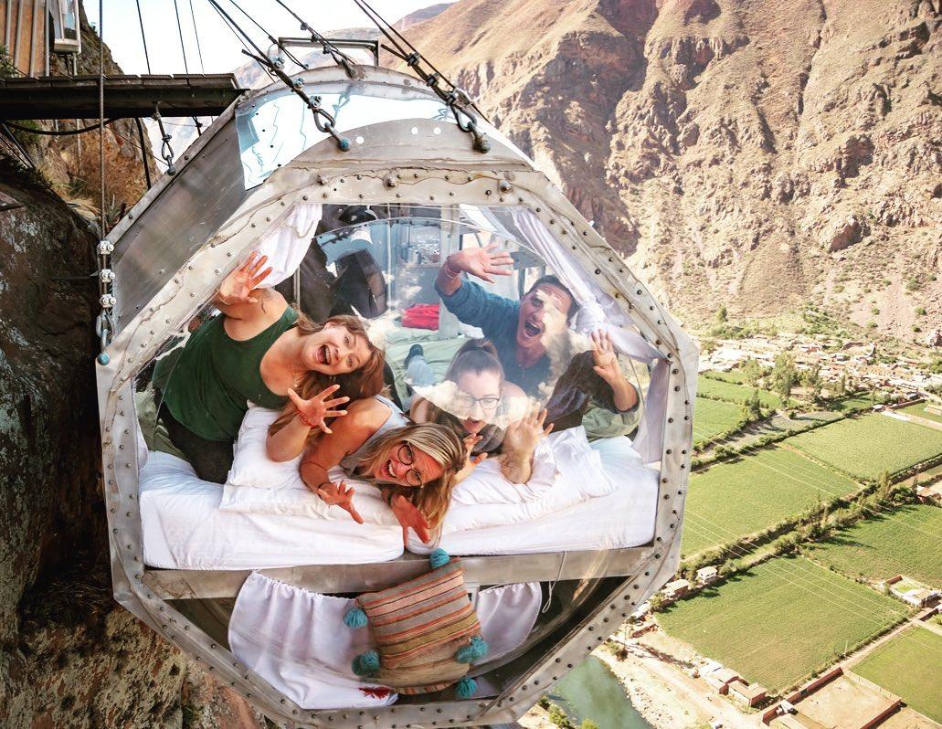 Skylodge Adventure Suites In Peru My Guide Peru