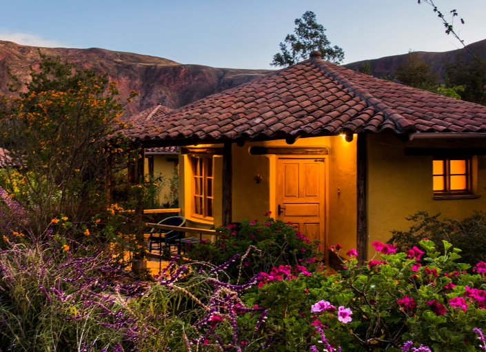 Boutique and Luxury hotels in Peru
