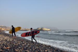 Surf - Lima Beaches