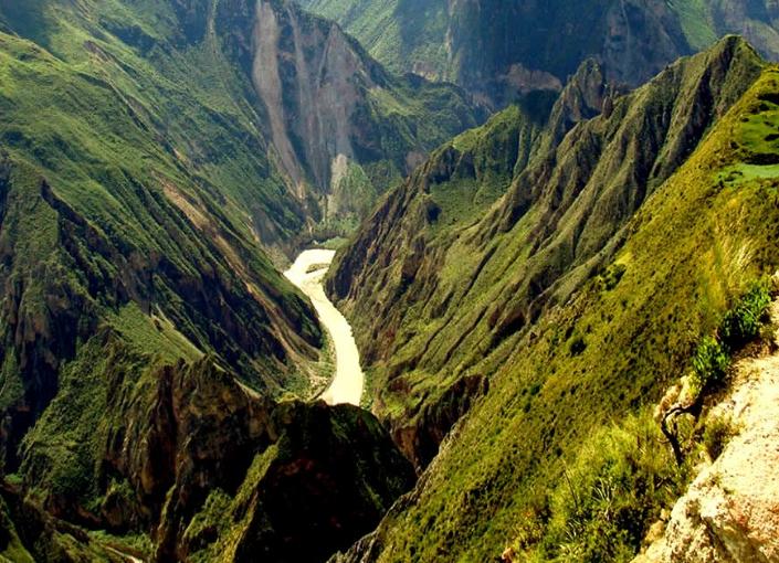 Three Canyons