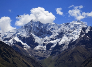 Vicabamba mountain range