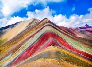 Vilcanota mountain range