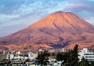 Volcanic Range