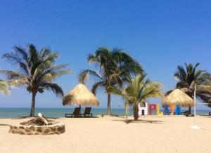 Zorritos Beach