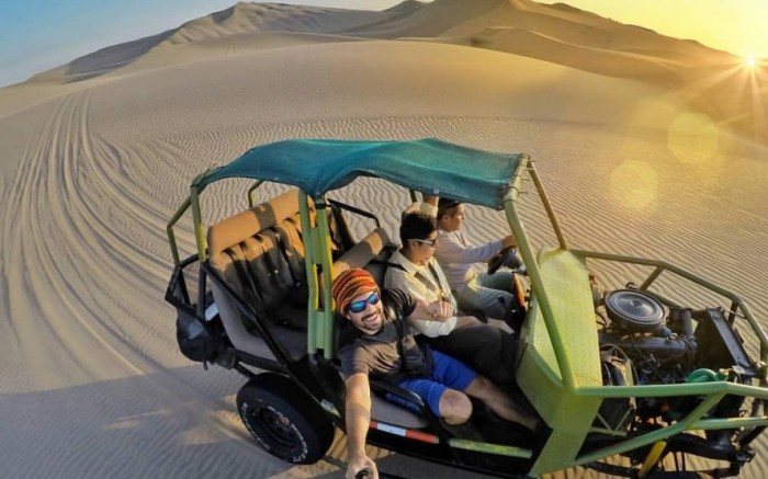 Full Day Paracas - Ica Huacachina