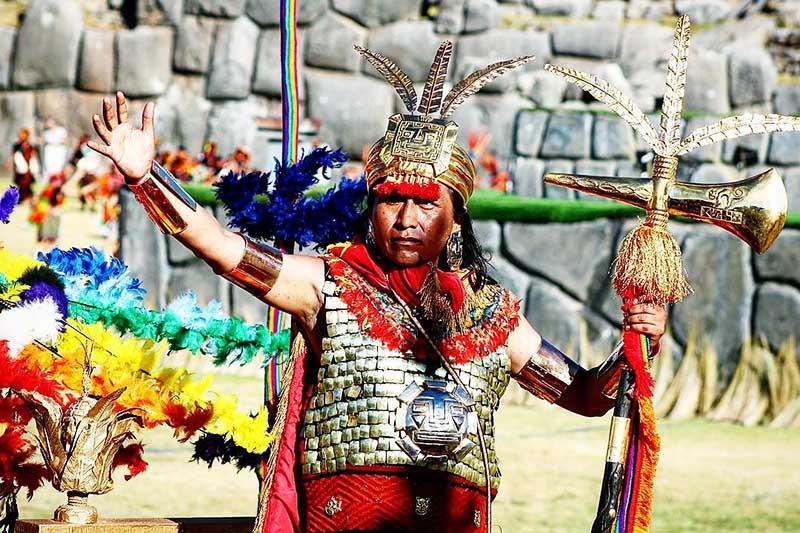Inti Raymi celebration in Cusco
