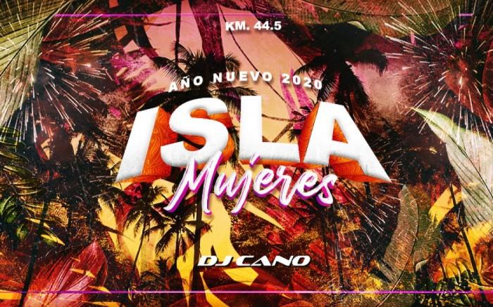 Isla Mujeres - Año Nuevo 2020