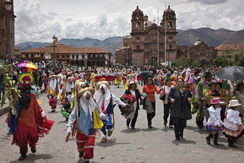 Labor Day in Peru