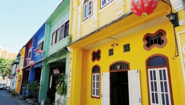Phuket's Old Town Renaissance