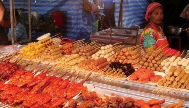 Phuket's Street Food Scene