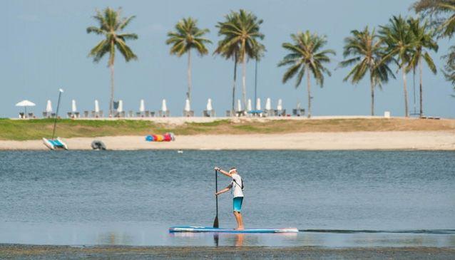 The Art of Longtail Paddlesurf
