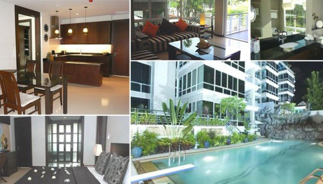 Apartment at Karon View Condominium