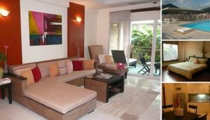 Apartment at Palm Spring Patong