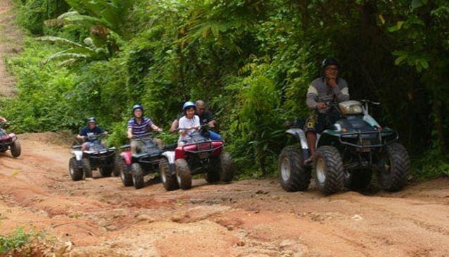 ATV on Tour
