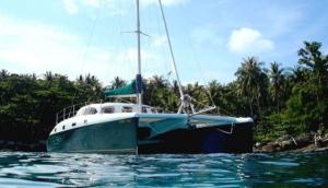 Catamaran Sailing Phuket