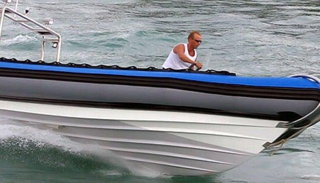 Cholamark Boat